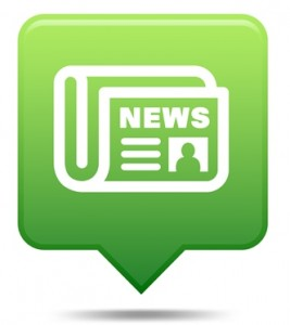 Green News icon - cropped and resized