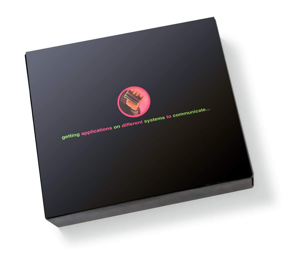 IBM Exterior Box Cover